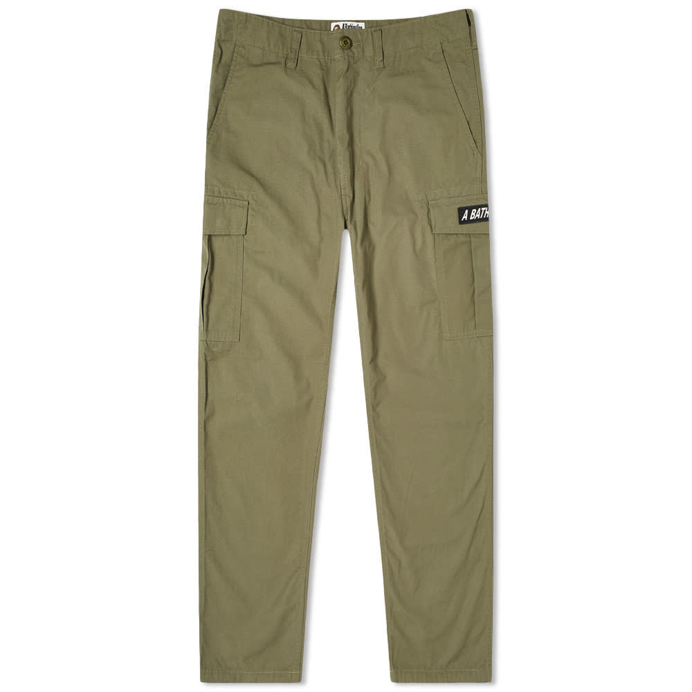 Photo: A Bathing Ape 6 Pocket Pant