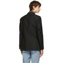 Dunhill Black Mohair Mayfair Jacket