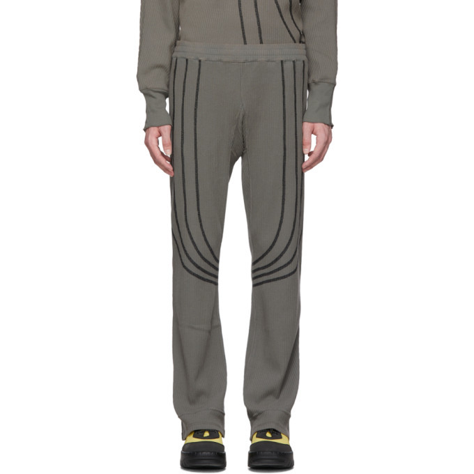 Photo: Kiko Kostadinov Grey River Lounge Pants