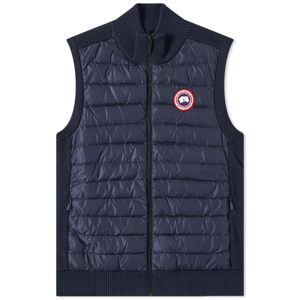 Photo: Canada Goose Hybridge Knit Vest