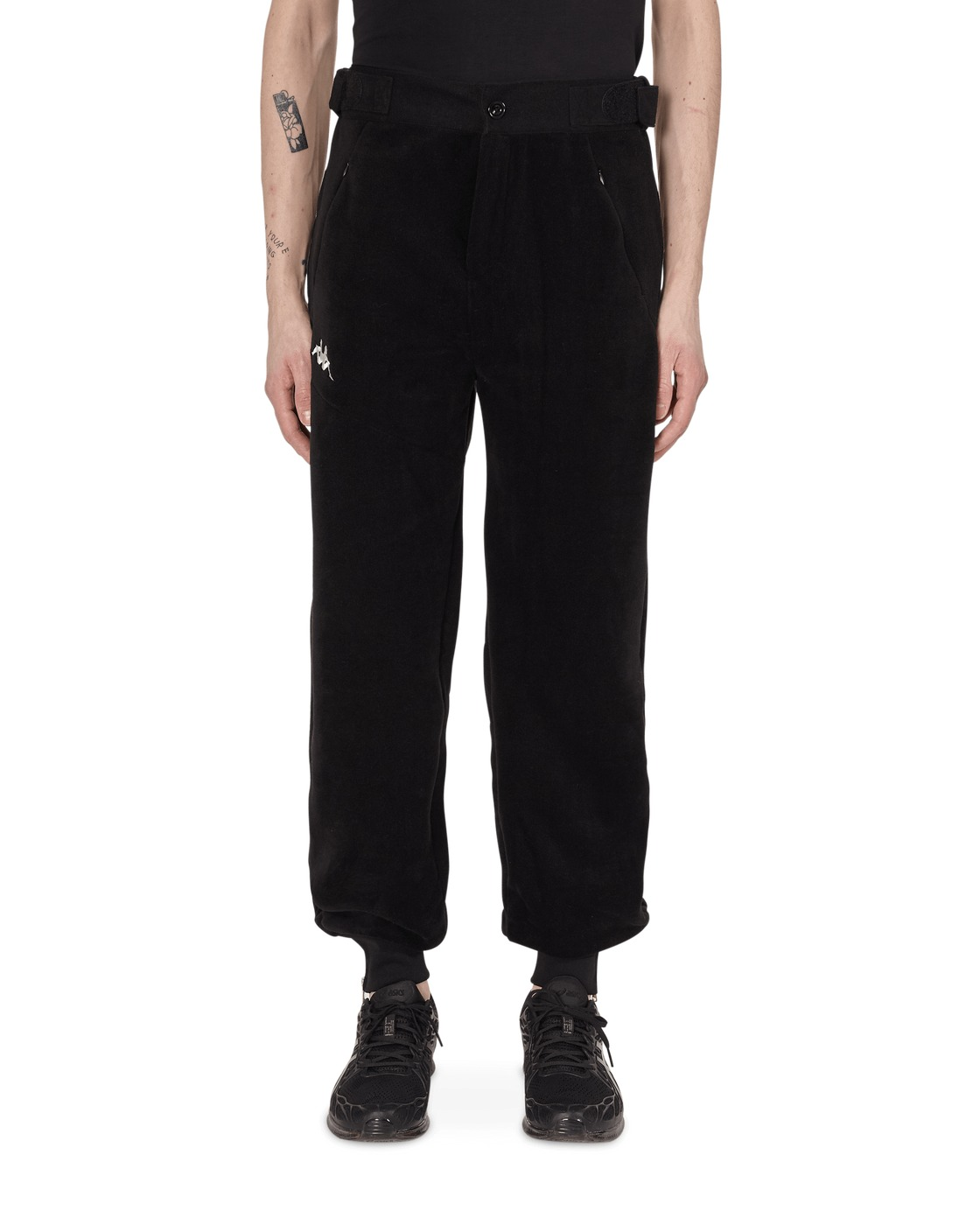 Photo: Kappa Kontroll Waist Strap Pants Blue  Navy