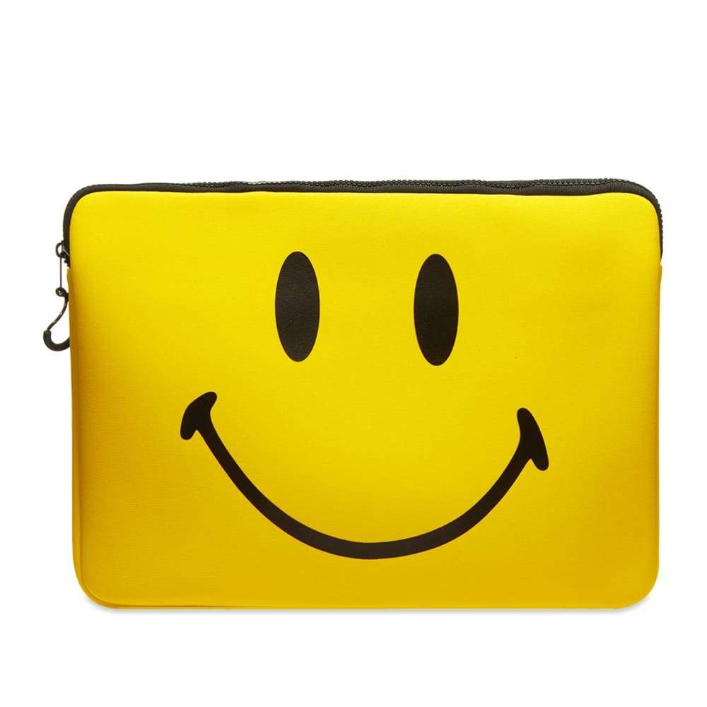 Photo: Chinatown Market Smiley 13 Inch Laptop Case