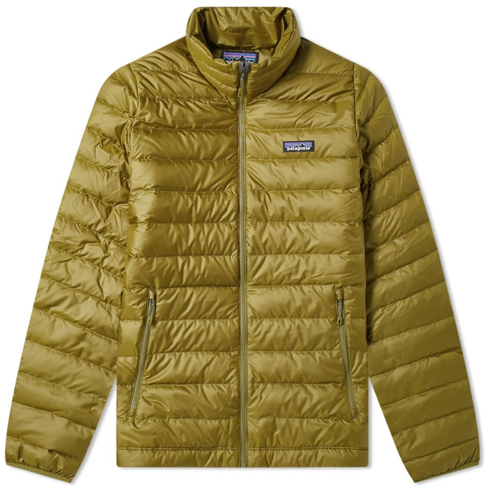 Photo: Patagonia Down Sweater Jacket