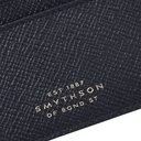 Smythson - Full-Grain Leather Cardholder - Blue