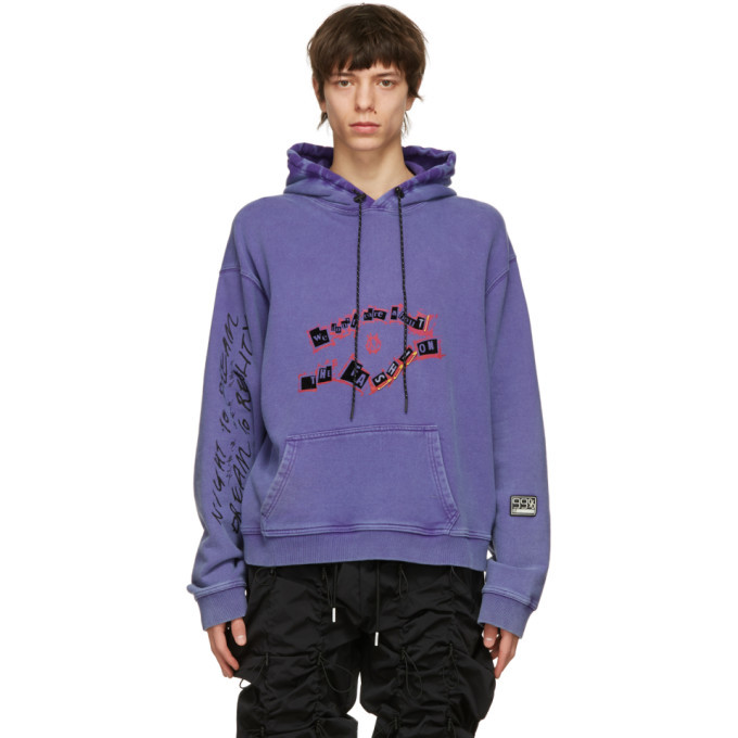 Photo: 99% IS Purple Dont Care About The Fashion Hoodie