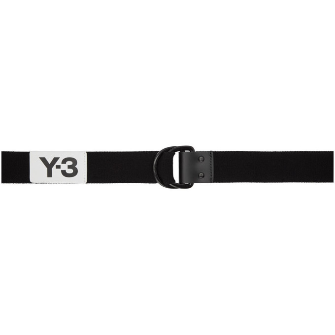 Photo: Y-3 Black Elastic Belt