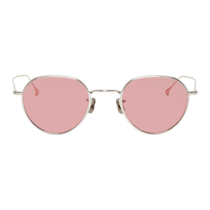 Photo: Eyevan 7285 Pink 765 Sunglasses