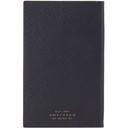 Smythson Navy Panama Notebook