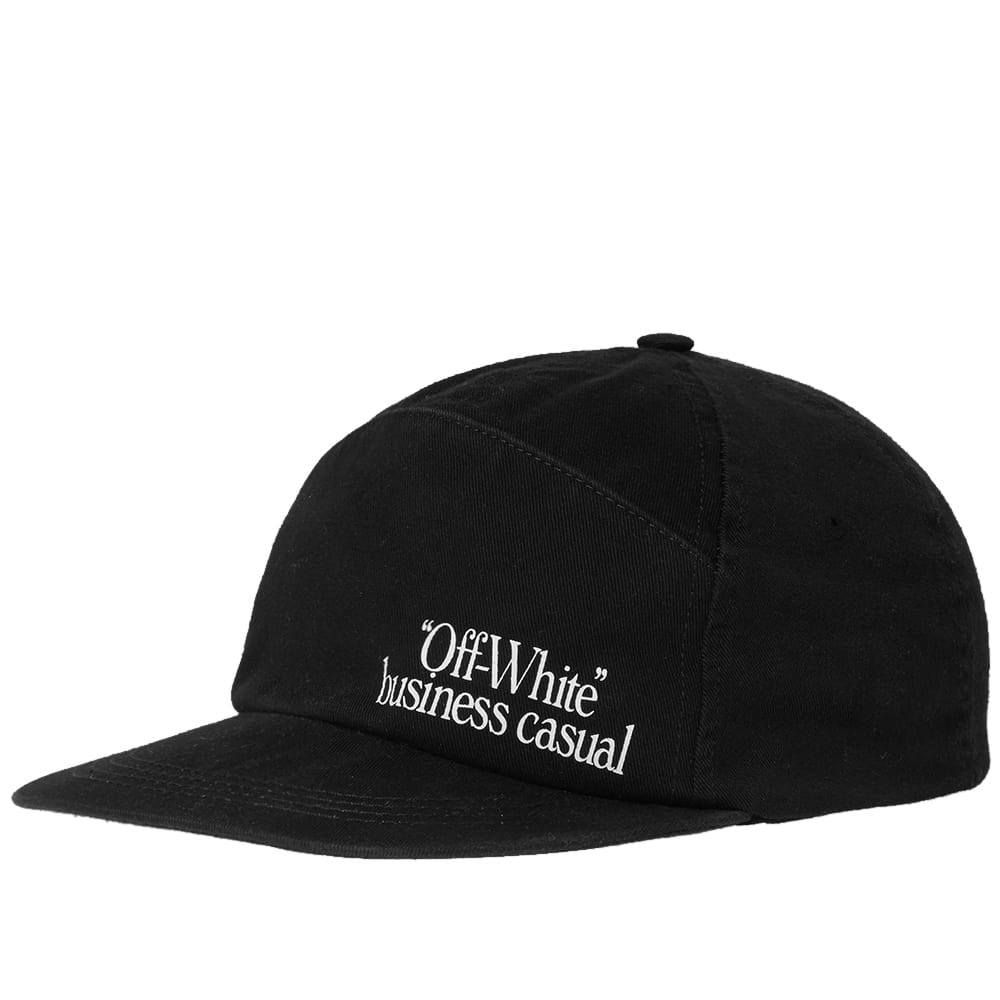 Photo: Off-White 5 Panel Business Casual Cap