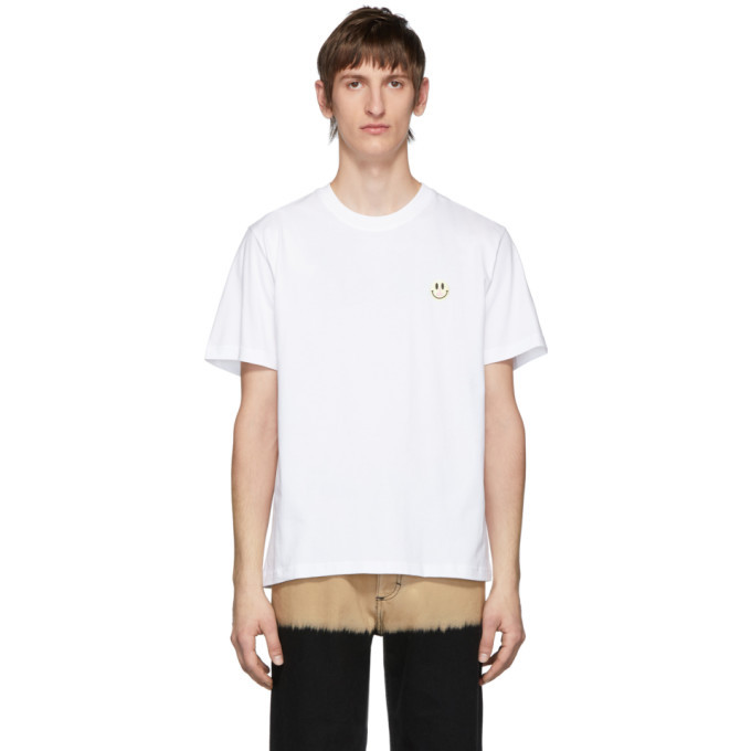 Photo: Carne Bollente White Dickface T-Shirt