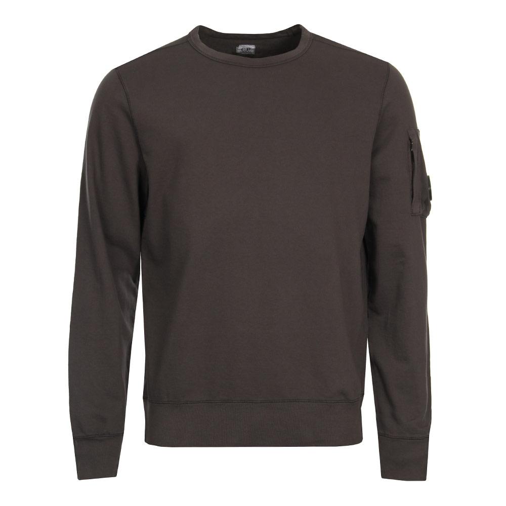 Arm Lens Sweatshirt - Grey