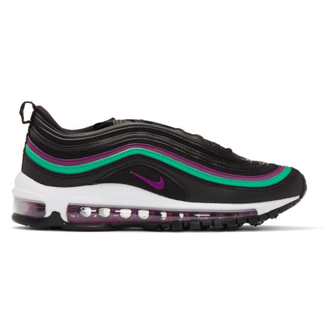 Purple Air Max 97 Sneakers Nike