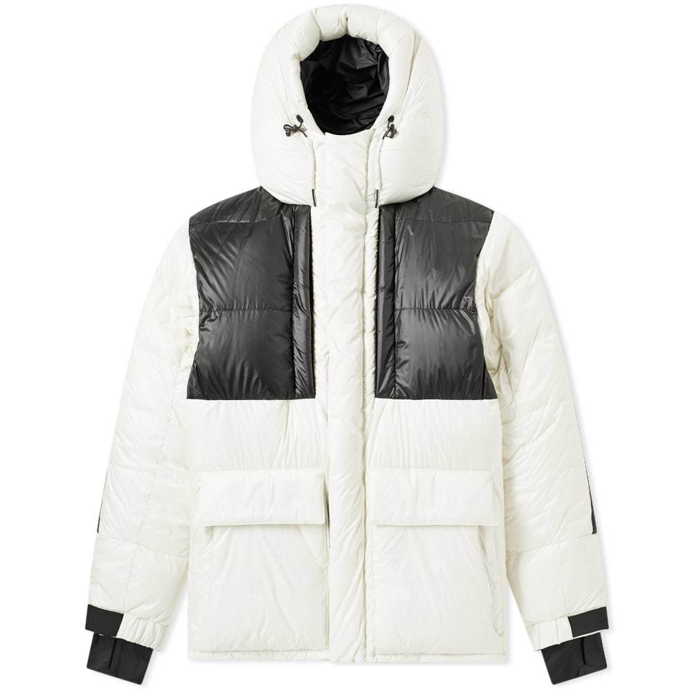 Photo: Moncler Grenoble Gridwood Expedition Down Jacket