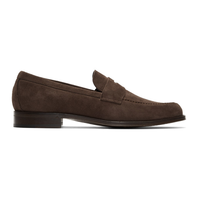 Photo: Paul Smith Brown Lowry Loafers