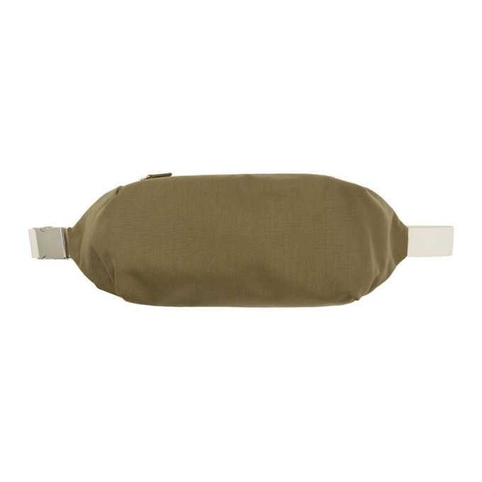 Photo: Jil Sander Khaki Simple Climb Belt Bag