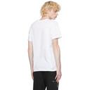 Raf Simons White Studenten T-Shirt