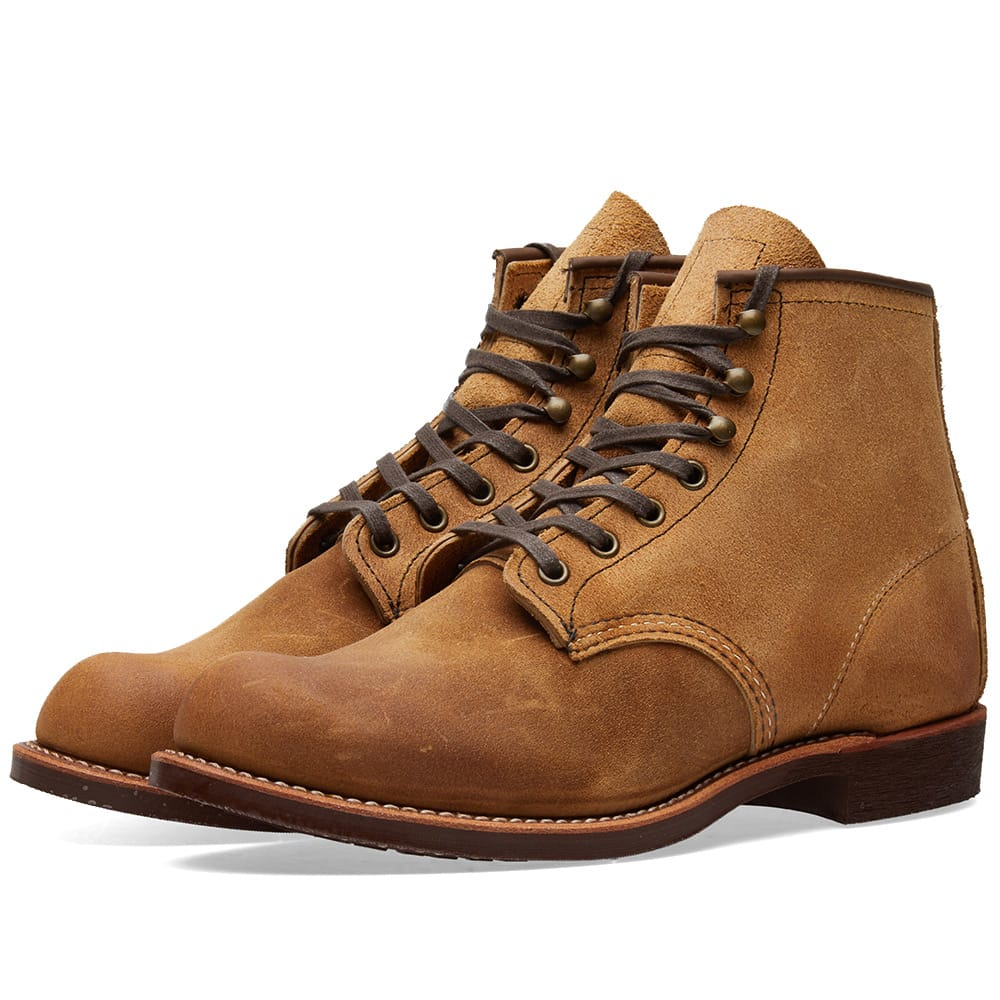 "Photo: Red Wing 3344 Heritage Work 6"" Blacksmith Boot"