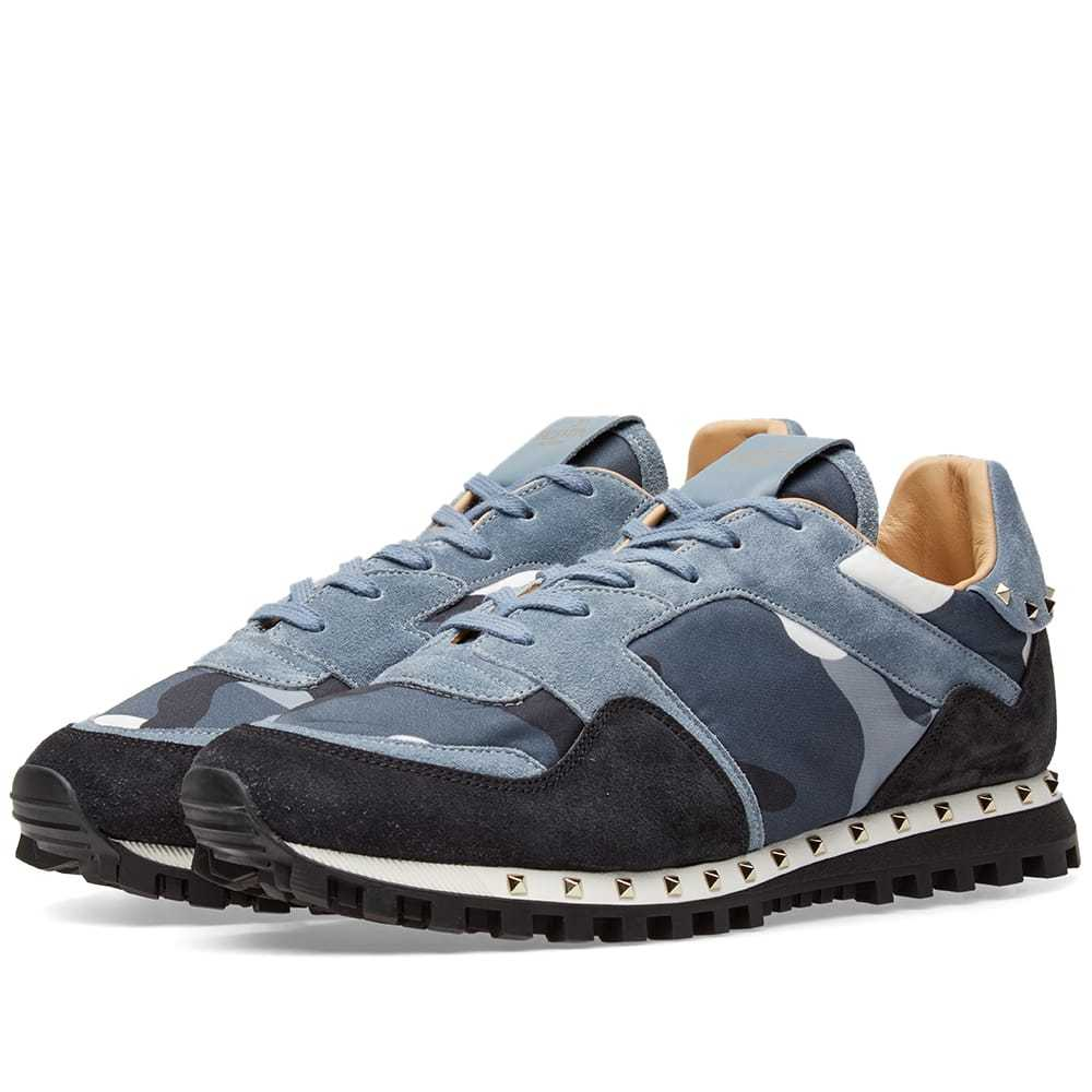 Photo: Valentino Stud Sole Rockrunner Sneaker