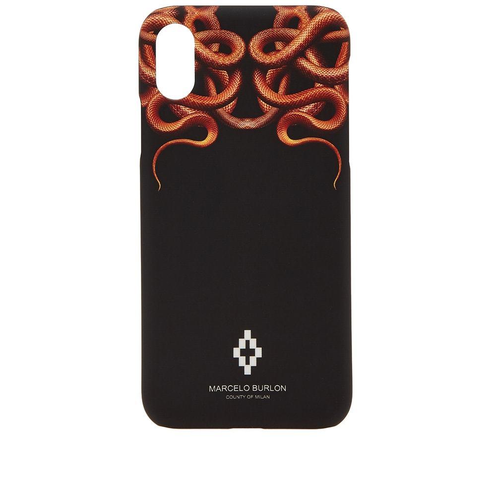 Photo: Marcelo Burlon Snakes iPhone X Case