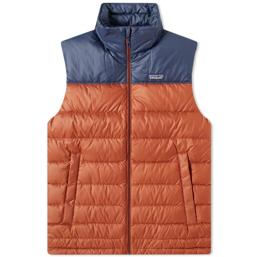 Photo: Patagonia Hi-Loft Down Vest