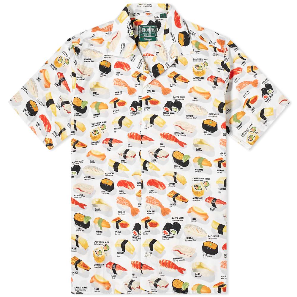 Photo: Gitman Vintage Omakase Camp Collar Shirt