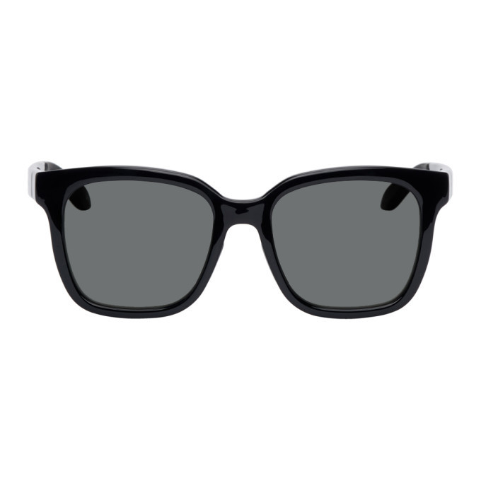 Photo: Alexander McQueen Black Court Sunglasses