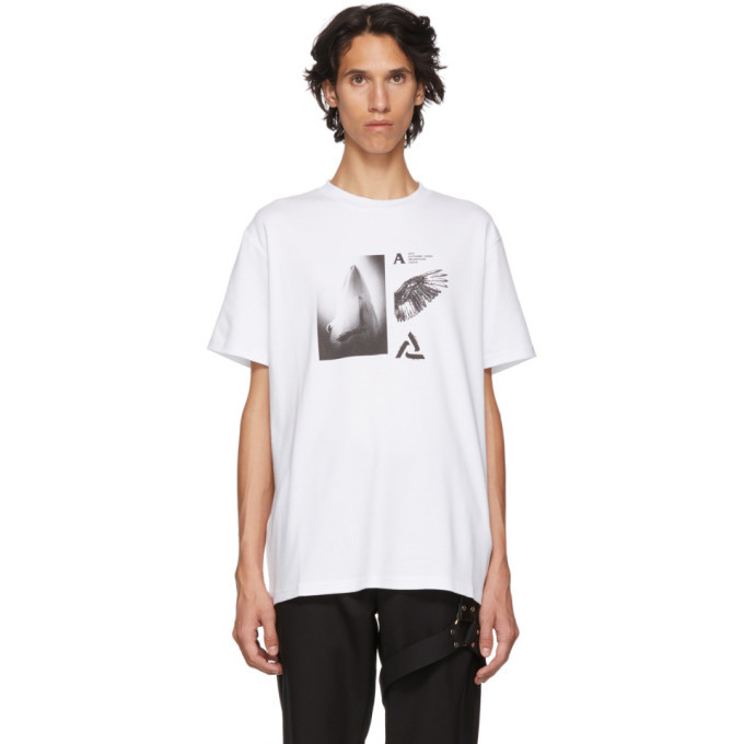 Alyx White Wings T-Shirt