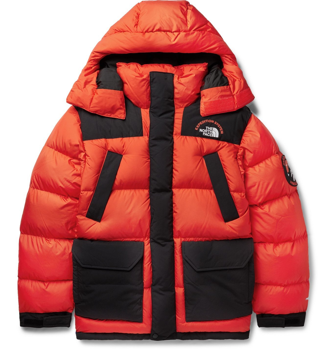 Photo: The North Face - Sagarmatha Oversized Quilted Shell Down Jacket - Unknown