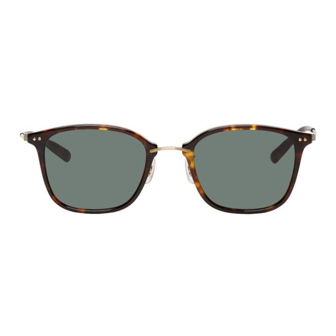 Photo: Eyevan 7285 Brown Macdougal Sunglasses