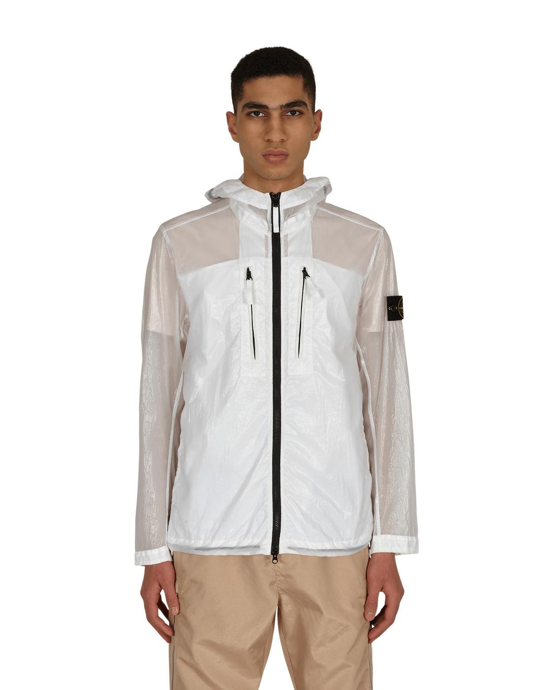 Stone Island Lucido Tc Packable Jacket White