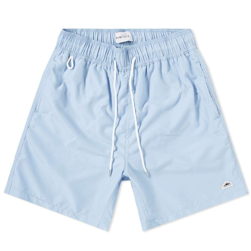 Photo: Penfield Seal Swim Short Blue