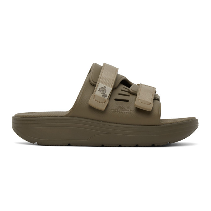 Photo: Suicoke Khaki Urich Sandals