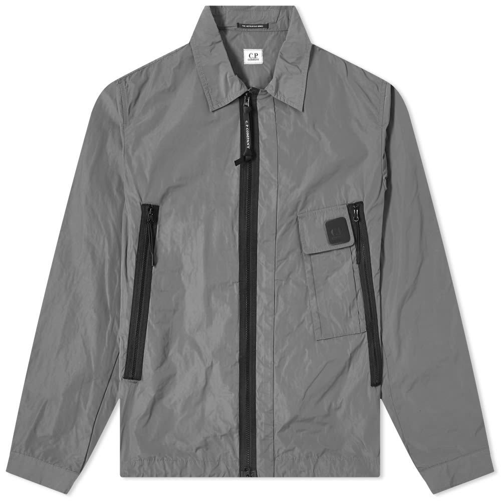 Photo: C.P. Company Metropolis Short Zip Jacket