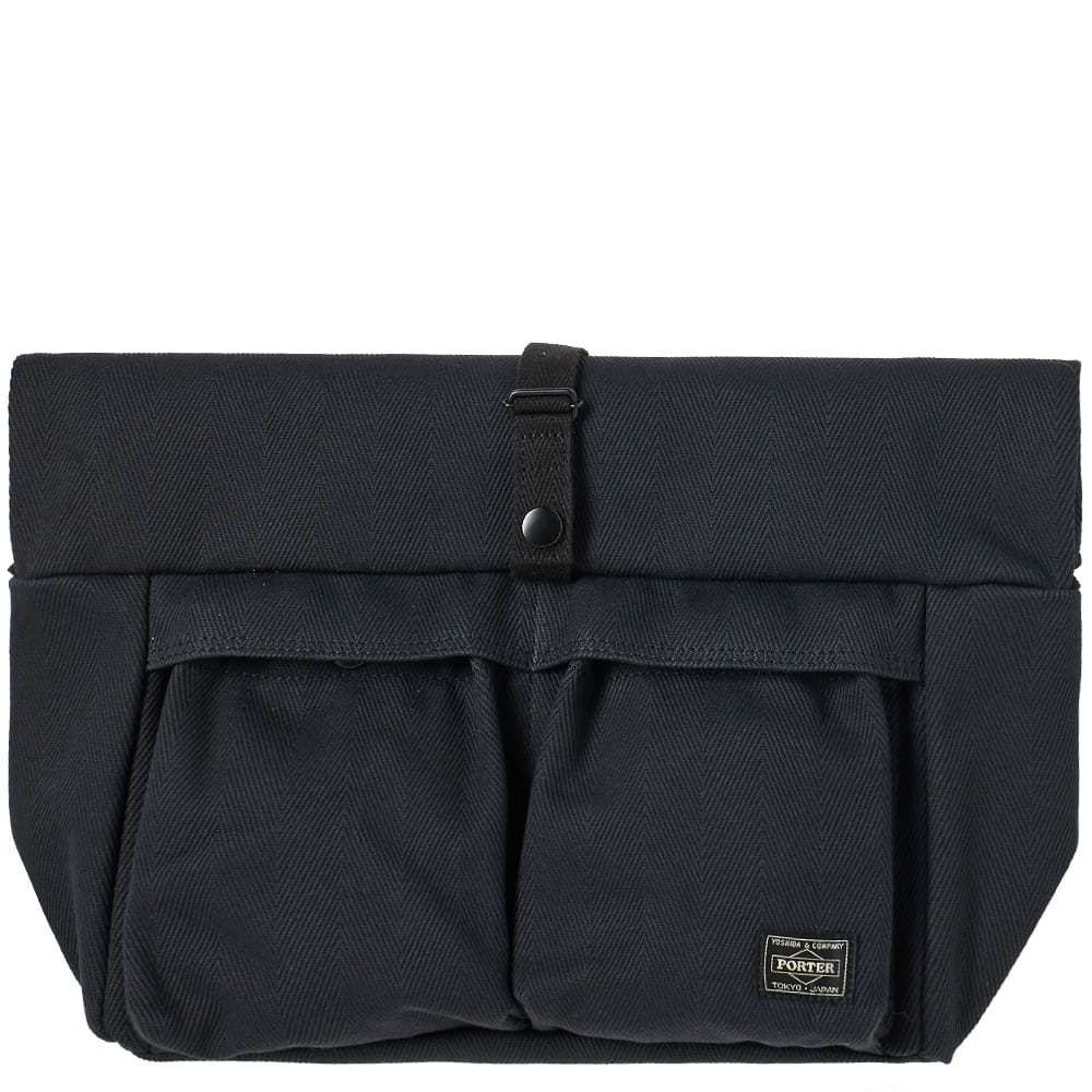 Photo: Head Porter Banff Large Shoulder Bag