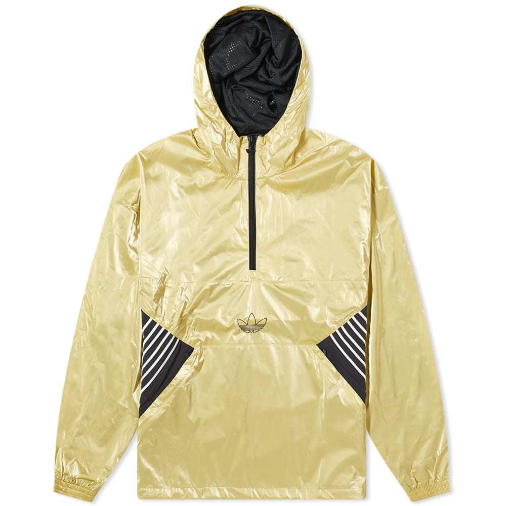 Photo: Adidas Half Zip Windbreaker