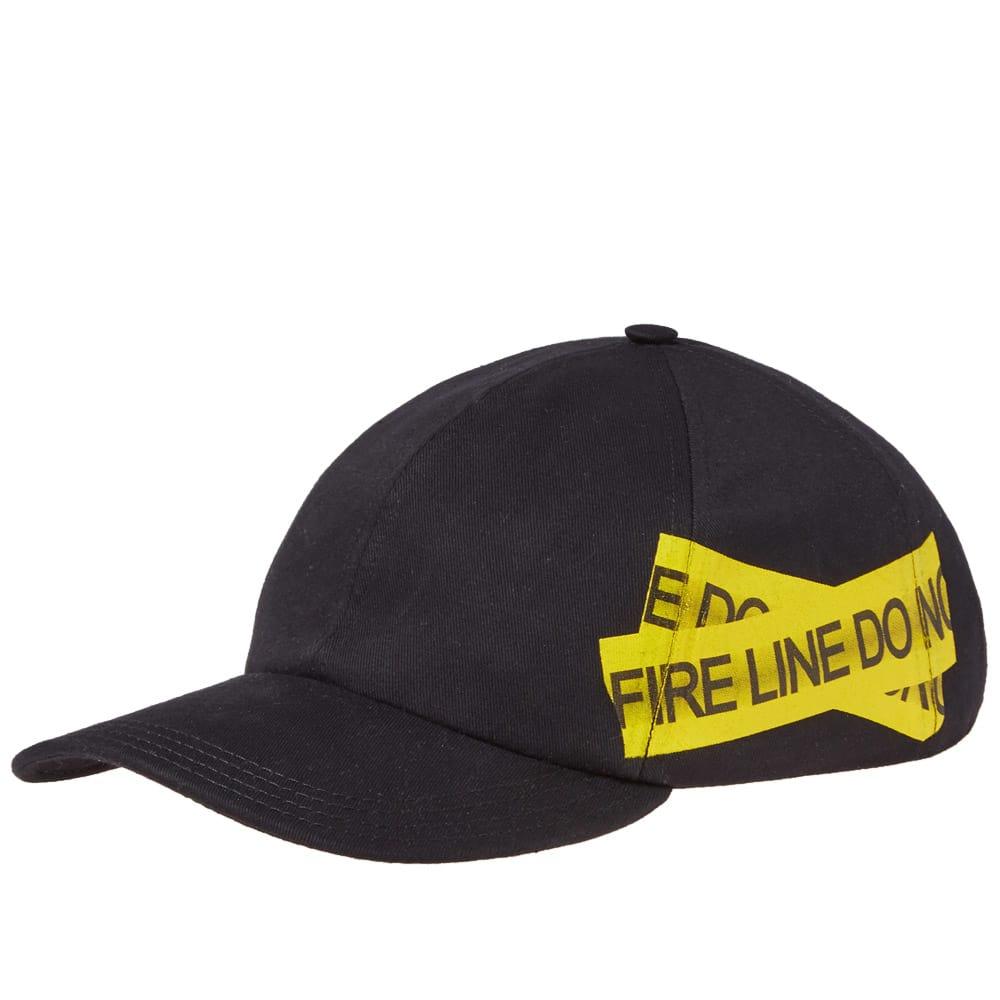 Photo: Off-White Firetape Cap