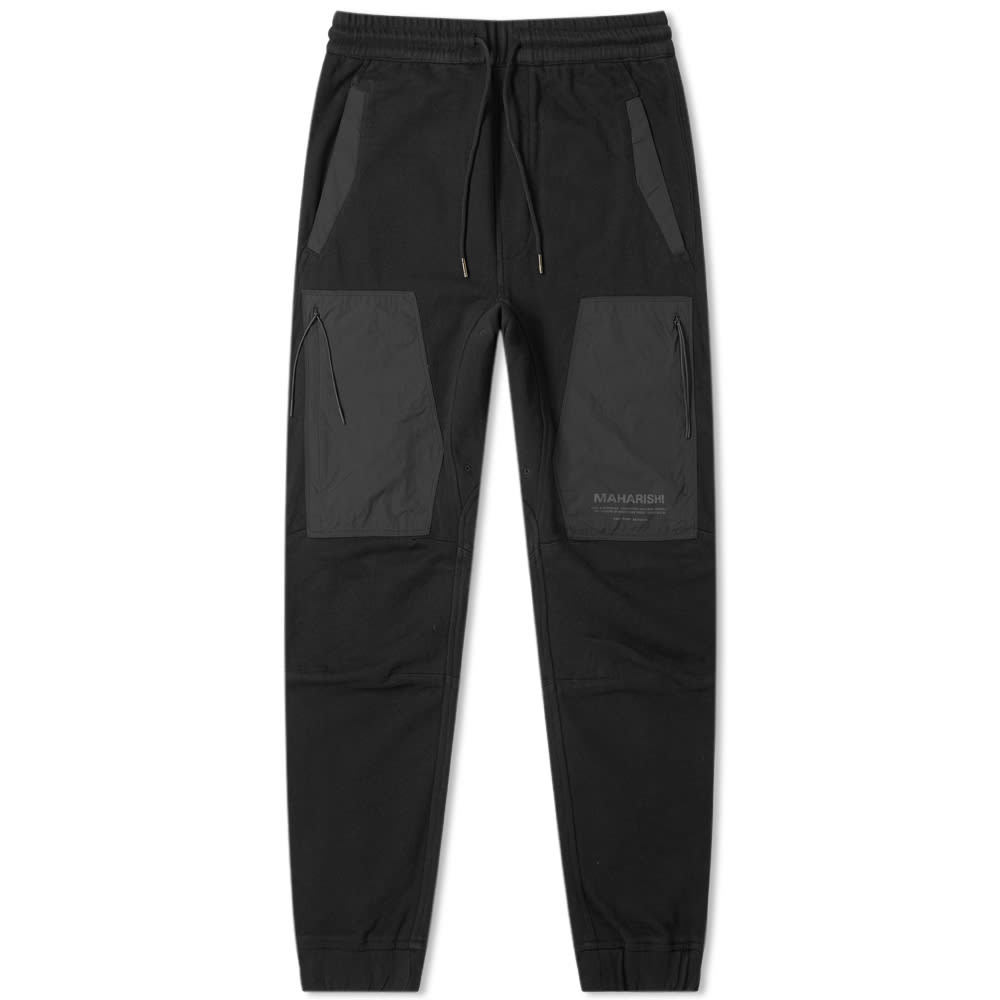 Photo: Maharishi Tech Sweatpant