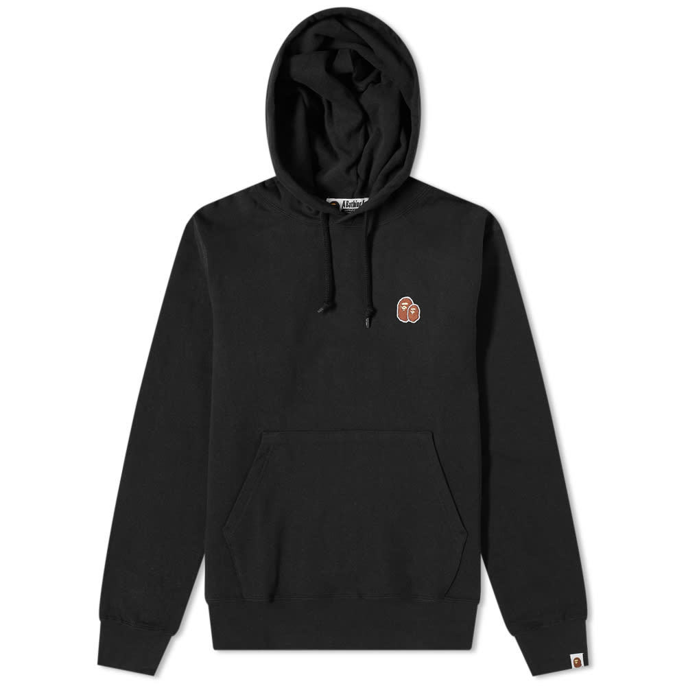 Photo: A Bathing Ape Double Ape Head Pullover Hoody