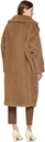 Max Mara Brown Teddy Bear Icon Coat