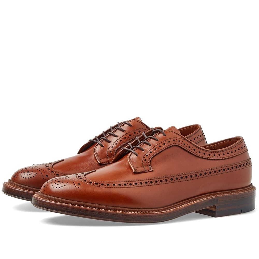 Photo: Alden Long Wing Brogue
