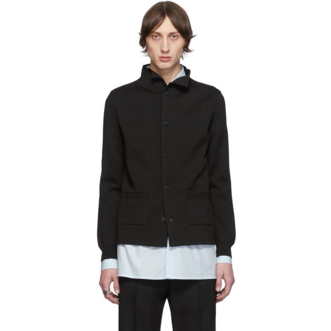 Photo: Maison Margiela Black Gauge 12 Jacket