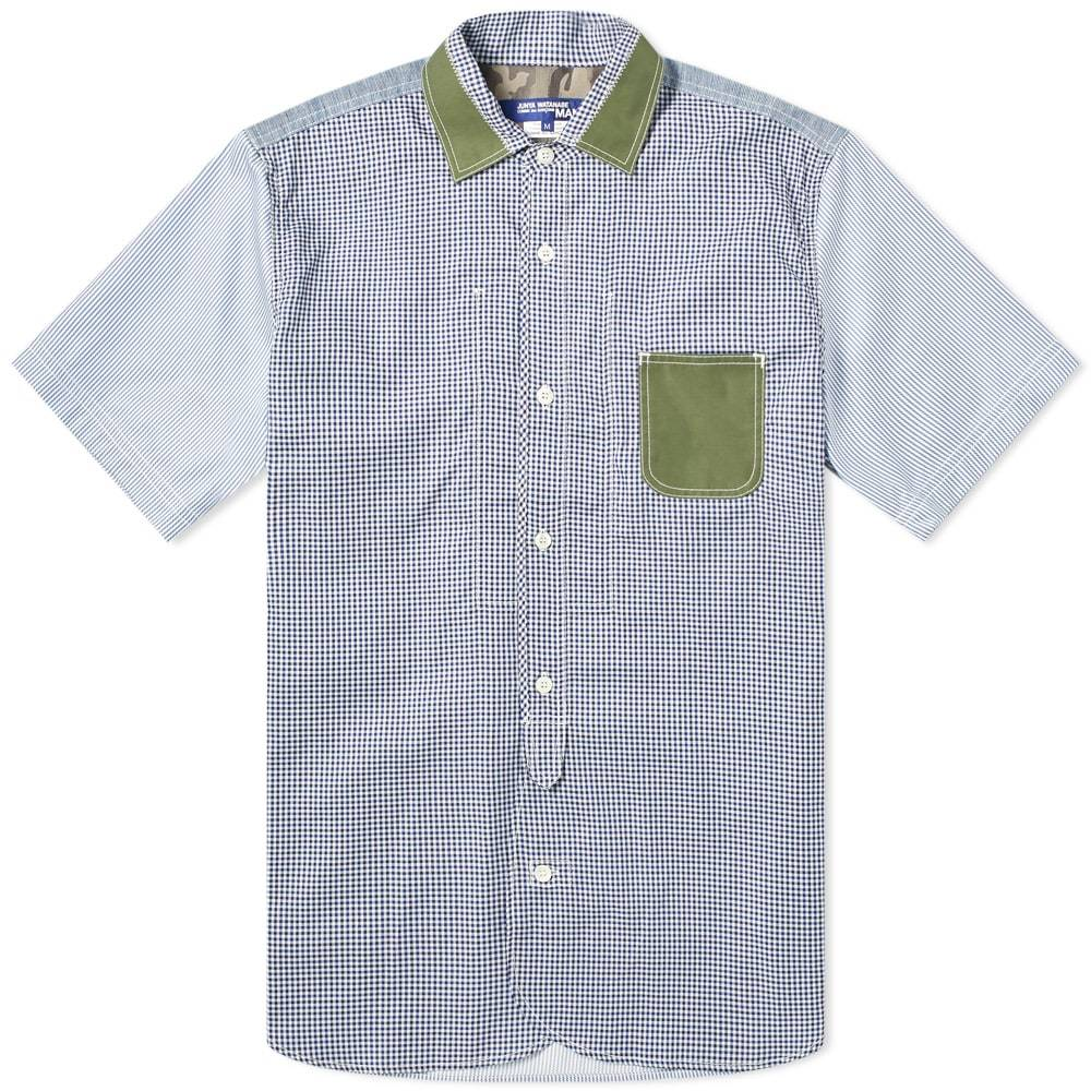 Photo: Junya Watanabe MAN Short Sleeve Patch Pocket Shirt