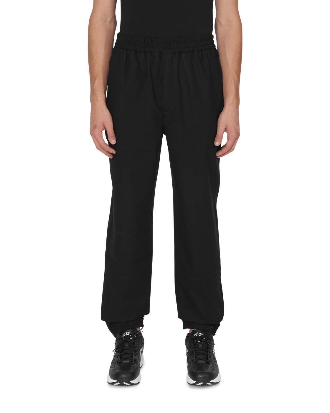 Photo: Wood Wood Hubert Trousers Black