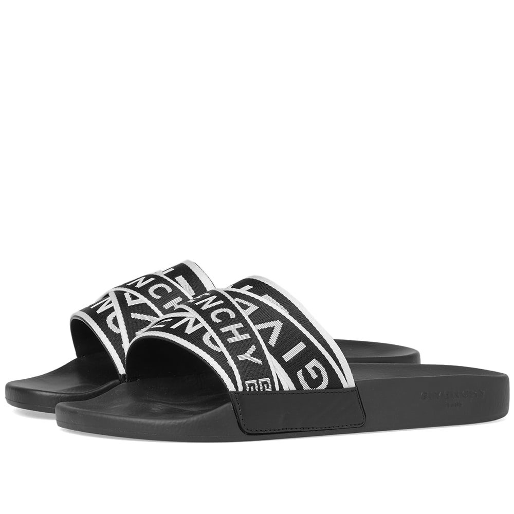 Photo: Givenchy Webbing Slide