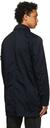 Stone Island Navy Nylon Batavia-TC Trench Coat