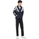 adidas Originals Navy 96 QZ Zip-Up Sweater