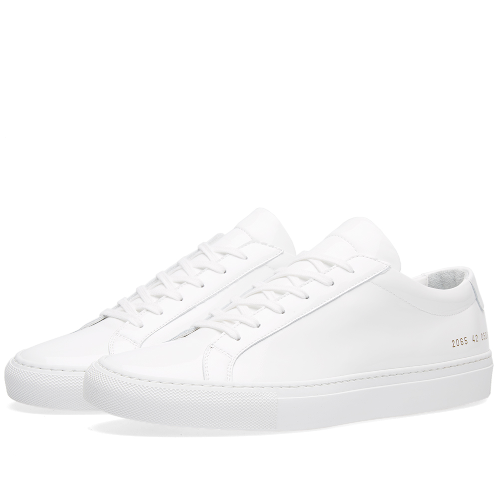 Common Projects Achilles Low Gloss