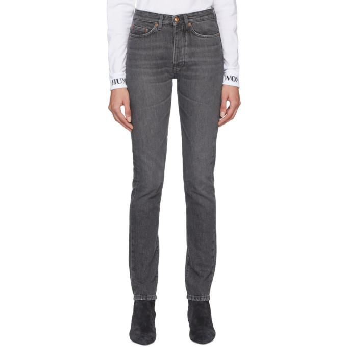 Photo: Won Hundred Grey Sabrina Jeans