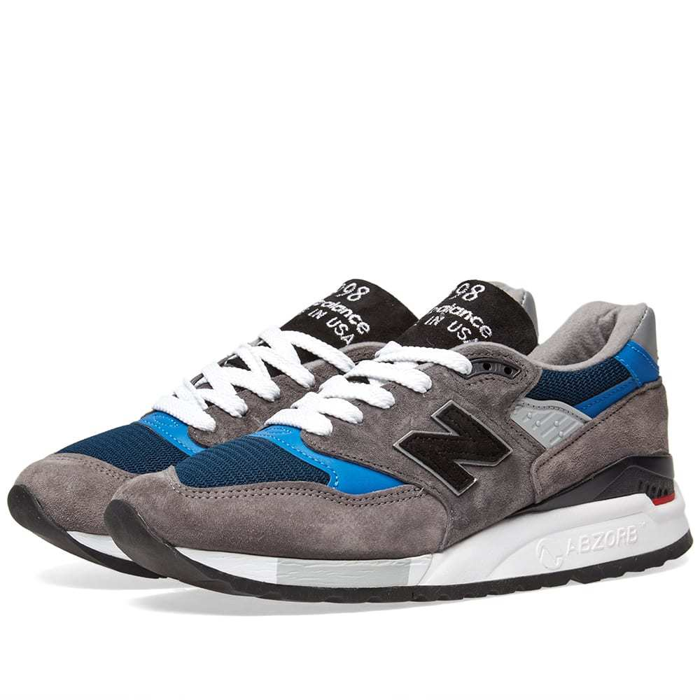 Photo: New Balance M998NF 'Fishing' - Made in the USA