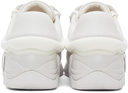 Raf Simons White Antei Sneakers